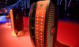 THE $2.6 MILLION COHIBA HUMIDOR AUCTIONED AT THE HABANOS FESTIVAL GALA